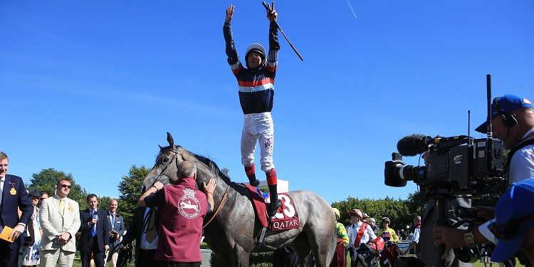Stewards' glory for Magical Dettori