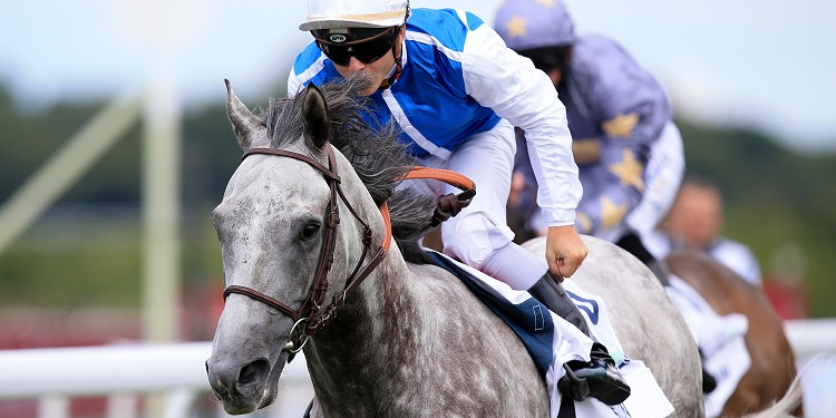 Solow flying high at Goodwood