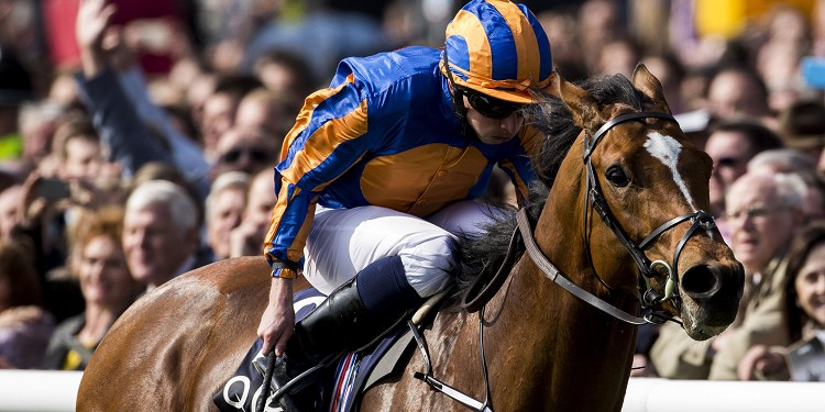 Guineas glory for Gleneagles