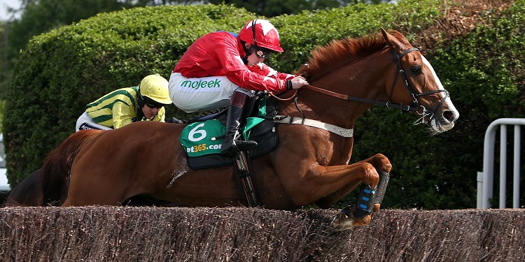 Gary Moore eyeing Chepstow return with Sire De Grugy