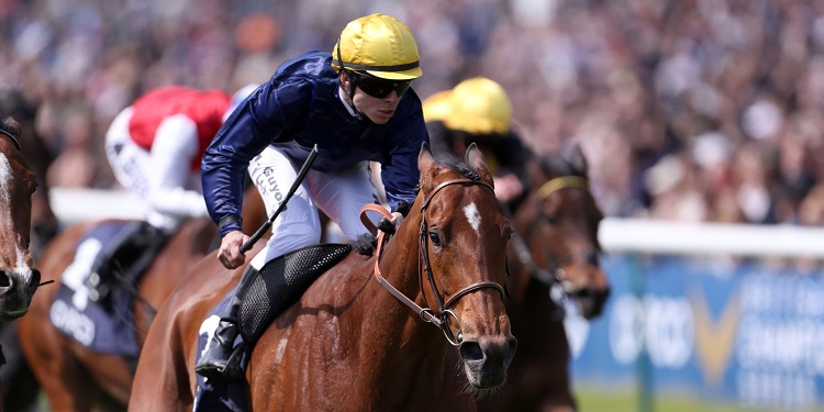 Esoterique and Integral clash in Sun Chariot at Newmarket